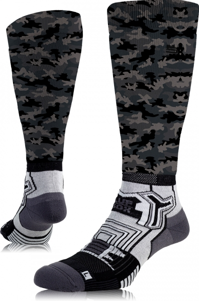 LUF|SOX Performance Ride Transform Camo Ash