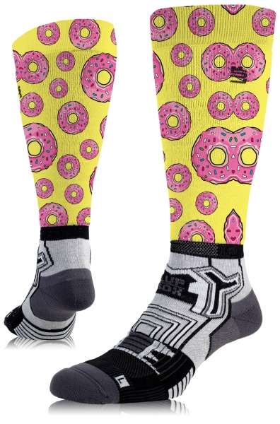 LUF|SOX Performance Ride Transform Donuts