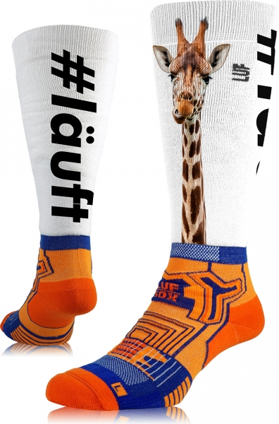 LUF|SOX Performance Ride Transform Giraffe